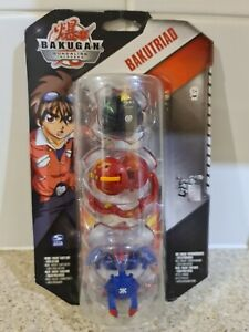 Bakugan Bakutriad Spin Master Collectable, Darkus Phantom Dharak, Aquos Blitz