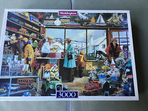 The toy shop , by A King, 3000 piece Jigsaw Puzzle