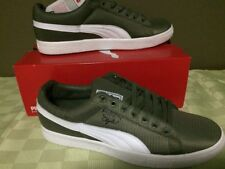 PUMA CLYDE UNDFTD burnt olive/white ~ US 11 UK 10  Undefeated Ripstop Men's NEW