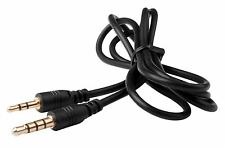 Hellfire Trading Replacement Cable Lead for Turtle Beach PS4 Chat Talkback Cable