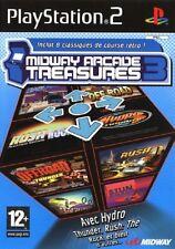 MIDWAY ARCADE TREASURES 3                    -----   pour PS2