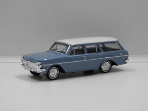 1:43 1964 Holden EH Wagon (Amberly Blue) DDA Collectibles DDA6-1