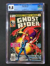 Ghost Rider #41 CGC 9.8 (1980) - 1st app of Jackal Gang