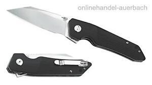 BESTECH KNIVES Barracuda Black BG15A-1 Taschenmesser Klappmesser Messer
