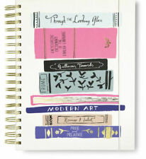 2021 Kate Spade New York 17 Month Mega Planner, Stack of Classics Blush