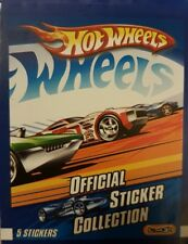 HOT WHEELS X5O LOOSE STICKERS