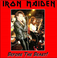 IRON MAIDEN – 'BEFORE THE BEAST!' COLLECTION OF RARE EARLY SESSIONS OUTTAKES & L
