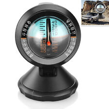 Car SUV Outdoor Travel Slope Indicator Up/ Downgrade Clinometer Slopemeter Gauge