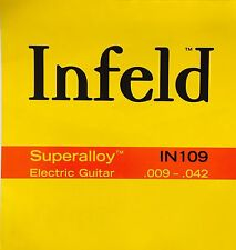 Thomastik Infeld IN109 Superalloy Infeld Electric Guitar Strings 9-42