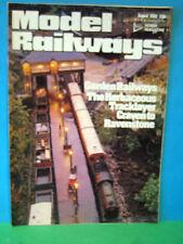 MODEL RAILWAYS AUGUST 1980 > LMS 7mm SCALE GARDEN RAILWAY LAYOUT # SEE PICS