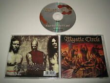 MYSTIC CIRCLE/OPEN THE GATES OF HELL(MASSACRE/MAS CD 391)CD ALBUM