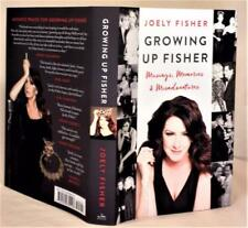 GROWING UP FISHER,  Joely Fisher, SIGNED, 1st/1st, New