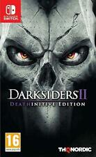 Darksiders 2 Deathinitive Edition Nintendo Switch Game Factory Sealed