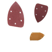 SANDING Pad Palm Sheet 6x Sander Pads Polish SANDPAPER Grit Abrasive Discs Mouse
