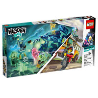 70423 LEGO The Hidden Side Paranormal Intercept Bus 3000 689 Pieces Age 8+