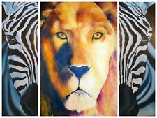 Canvas Africa Decorative Posters & Prints
