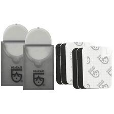"Gear Aid tenaz cinta 1.5"" X 2.5"" No-Sew cáscara y palillo Mini Parches - 2-Pack"