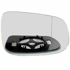 Right side for Volvo V60 2010-2017 Wide Angle heated wing door mirror glass