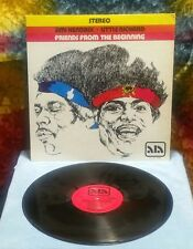 JIMI HENDRIX & LITTLE RICHARD Friends From The Beginning LP (ALA-1972) Originial