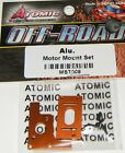 Atomic R/C Racing Products Alloy Motor Mount Set Losi 1/24 Micro SCT MST009
