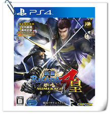PS4 Sengoku Basara 4 Sumeragi BEST PRICE SONY Beat 'em Up Games CAPCOM