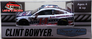 Clint Bowyer 2020 #14 Bar Stool Sports Patriotic Ford Mustang 1:64 ARC -