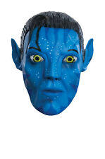 Avatar JAKE SULLY Mask Childs Boys 3/4 Vinyl Masque - James Cameron Rubies 4707