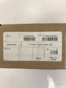 NEW Mitel Power Cord 3-PK 50002976 FREE/ FAST Shipping