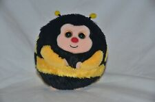"Ty Beanie Ballz Zips the Bee 4"""