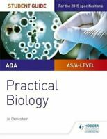 AQA A-level Biology Student Guide: Practical Biology 9781471885587   Brand New
