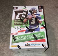 2020 Panini Donruss Football NFL Holiday Blaster Box 88 Cards SEALED *SHIPS NOW*