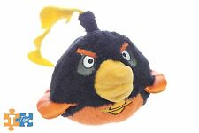 "Firebomb Black Bird 5"" Angry Birds Space 2012 Plush Figure"