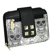 Logo Two Tone Women's Wallet by Sullen