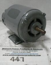 Doerr motor R60070J-E743, .75hp, 1725rpm, 56 frame, 230/460, ODP, 3ph, F56 3/4hp