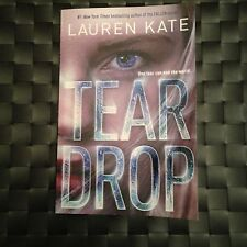 TEARDROP,  SIGNED by Author Lauren Kate (2014, Paperback)