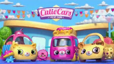 Cutie Cars w/Die Cast Body Include: 1 Cutie Car, 1 Mini Shopkin Collector Guide