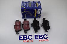 Pastillas EBC Ultimax Trasero DP1749 para Ford Focus MK2 2.5 Turbo ST 225 BHP 2005-2011