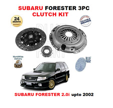 FOR SUBARU FORESTER 2.0 AWD SF SG 1994cc 1997-2002 NEW CLUTCH KIT 3 PIECE