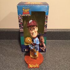 "Philadelphia Phillies 80s Retro Customized ""Strikeout Woody"" Bobble Head Not SGA"