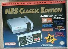 Authentic Classic Edition NES Mini Game Console USA Brand New in stock!!!!