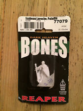 Reaper, Bones, Dark Heaven miniature: Isabeau Laroche, Paladin