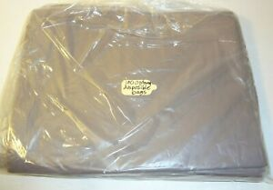 """100 Hollister Odor Proof Ostomy Disposal Bags 10 packs of 10 bags 17"""" x 8"""""""