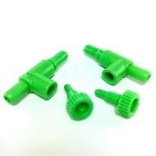 40 PCS. AIR VALVE-CONNECTOR AIR FLOW TUBING CONTROL AQUARIUM FISH TANK FISH POND