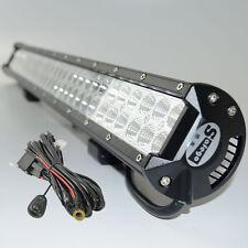 28inch 180W CREE LED Work Light  Bar Flood Spot offroad 4X4 Truck 120W 144W 126W