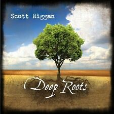 Scott Riggan - Deep Roots [New CD]
