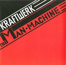 KRAFTWERK THE MAN MACHINE VINILE LP REMASTERED NUOVO E SIGILLATO  !!