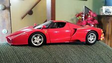 HOT WHEELS FERRARI ENZO 1:18