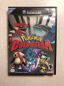 Pokémon Colosseum (Nintendo GameCube, 2004) - European Version