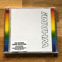 WHAM !  THE FINAL - CD ALBUM - THE ULTIMATE WHAM COLLECTION - REMASTERED VERSION