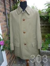 Vintage Gents Overcoat Simpsons Picadilly, West German Made MOD, Scooter
